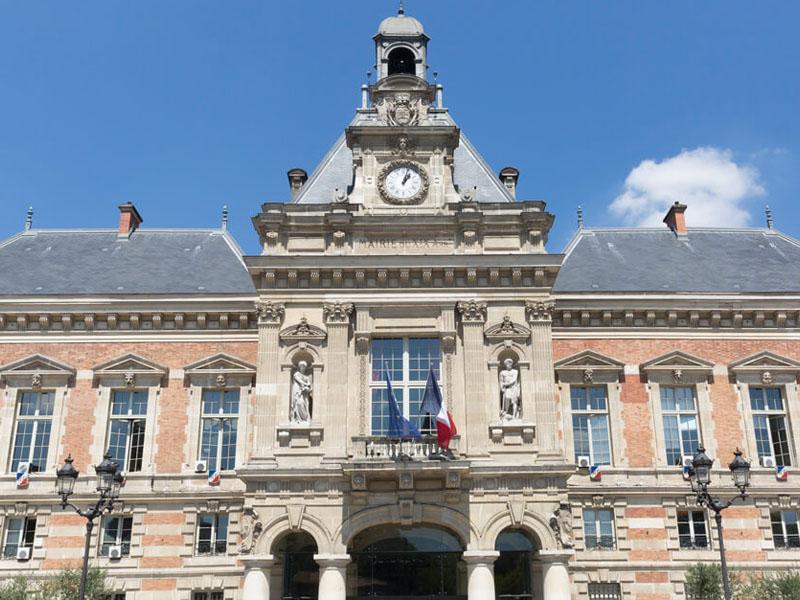 Application pour Mairie